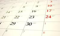 news-diary-dates